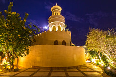 the Tower of Babel? (werner boehm *) Tags: wernerboehm egypt resort architecture tower bluehour