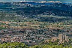 SANTA MAGDALENA DE PULPIS (juan carlos luna monfort) Tags: castillo pueblo castellon hdr paisatge paisaje landscape montañas nubes nikond810 nikon24120 calma paz tranquilidad