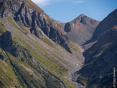 Zoom ins Val Muretto mit Passo del Muretto (Maloja, Val Bregaglia, Graubünden) (14/09/2019 -13) (Cary Greisch) Tags: bergell che carygreisch kantongraubünden maloja passdalcaval passodelmuretto switzerland valbregaglia valmuretto