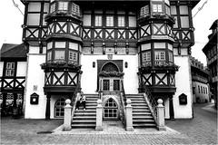 Rathaus (.rog3r1) Tags: leicaq leica wernigerode
