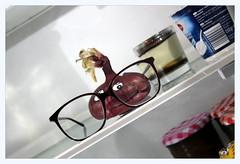 has anyone seen my specs? (overthemoon) Tags: home fridge onion tiramisu yoghurt jam shelf slant eyes spectacles glasses inthefridge utata ironphotographer ip 293 utata:project=ip293