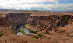 USA - Arizona - Horseshoe Bend (AlCapitol) Tags: usa us etatsunis nikon d800 canyon colorado page arizona horseshoebend