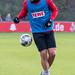 Sava Cestic, Jugendspieler des 1.FC Köln unter Markus Gisdol am Ball im Training der Profis