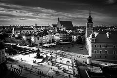 Varsovie (lyrks63) Tags: varsovie warsaw warszawa poland pologne canon canoneos canon700d canon77d eos europe 77d eos77d blackandwhite cityscape city oldtown photography blackwhite dramatic