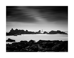 Phare de la Jument, Ouessant (Boris Dumont) Tags: ouessant bretagne phare bwphotography ndfilter fineartphotography ocean oceanscape seascape