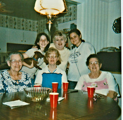 Dianne Jean Lail and family (Michael Vance1) Tags: woman wife sister twin daughter family girl granddaughter grandmother oklahoma aunt mother love