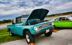 International (Chad Horwedel) Tags: international classic pickup truck boocruise2019 yorkville illinois