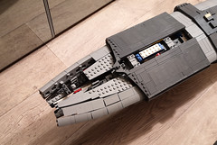 UCS MC75 016 (Commander Keller) Tags: star wars lego ucs raddus admiral rebel alliance mon calamari 75 mc cruiser space ship battle rogue one episode 9 rise skywalker