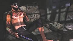 #232 (Fraegy) Tags: chucksize speakeasy mancave secondlife sl tattoos dubai fashion men