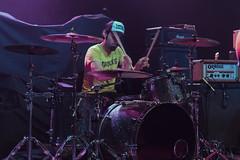 Charlie : bateria - The Renegados (Samarrakaton) Tags: samarrakaton 2019 nikon d750 concierto directo rockconcert musica rock therenegados kafeantzokia bilbao liveshow charlie bateria drums