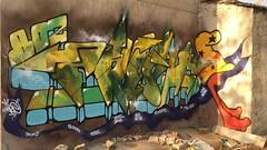 80z Fresh (azerox1) Tags: oldschool 80s graffiti