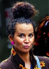 Portrait (D80_547540) (Itzick) Tags: candid copenhagen color colorportrait woman hairstyle portrait face facialexpression streetphotography denmark d800 itzick