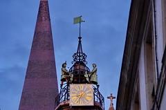 234 France - Bourgogne, Dijon, Place Notre-Dame, église Notre-Dame de Dijon (paspog) Tags: france bourgogne dijon 2019 august août placenotredame notredamededijon église church kirche chiesa églisenotredammededijon