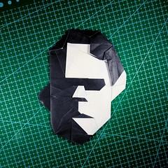 Susumu Hirasawa (guangxu233) Tags: paper art fold paperfolding paperart origamiart origami 折纸 摺紙 折り紙 折り紙作品 hobby