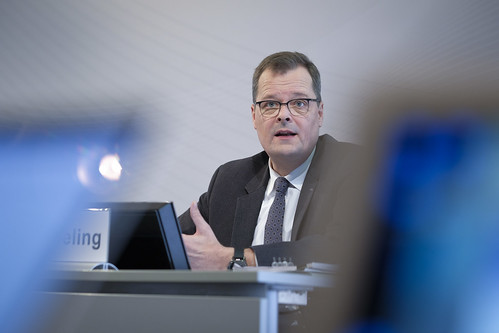 Pressekonferenz zur Finanzstabilität
