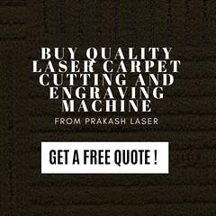 Prakash Laser (Laser Cutting, Marking and Engraving Machines) Tags: carpetmarking carpet carpetengraving lasercuttingmachines lasermarkingmachines prakashlaser