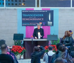 2019.11.20 Transgender Day of Remembrance, Washington, DC USA 324 28209