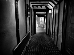 Photo of Crooked corridor