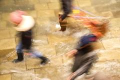 ACQUA ALTA VENEZIA 3 (Maria Grazia Marrulli) Tags: street people gente persone acqua venezia città peuple pavimentazione instrada inmovimento imieiluoghi vistadall'alto acquaaltavenezia3 travel italia viaggio veneto vojage cittàdelmondo stphotographia report