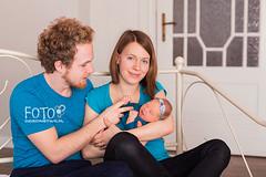 Family portrait (aniadudek) Tags: child newborn family