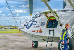 Photo of Beautiful Catalina Flying Boat Miss Pick Up