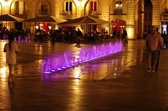 238 France - Bourgogne, Dijon, Place de la Libération (paspog) Tags: france bourgogne dijon placedelarépublique fontaine fountain august août 2019