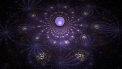 in the center sphere (dolcekyoko) Tags: wallpapers wallpaper fractal fractals