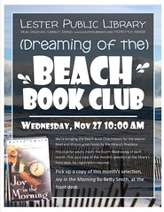 Dreaming of the Beach Book Club