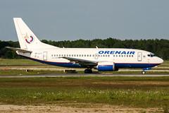 VP-BGR (PlanePixNase) Tags: aircraft airport planespotting haj eddv hannover langenhagen orenair orenburgairlines boeing 737 b735 737500