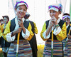Kids in Tibetan traditional dress (Ten Samphel) Tags: children kids childrensday chupa tradationa clothing smile dancers tibetan tibetankids tibet lhasa utsang tibetanartist dancelover visitnepal2020 culture tenzinsamphelphotography kathmandu nepal