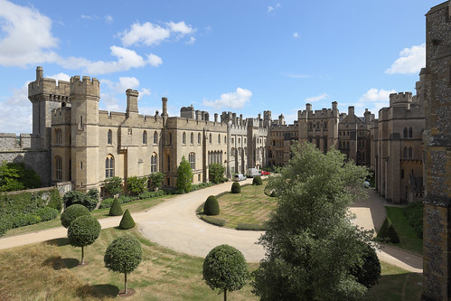 England / Sussex - Arundel Castle