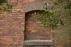 BlindWindow (Tony Tooth) Tags: nikon d600 tamron 2470mm window brickwork brickedup blindwindow church congleton cheshire