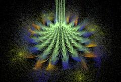 magic flower (dolcekyoko) Tags: wallpapers wallpaper fractal fractals