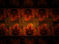 flame rect (dolcekyoko) Tags: wallpapers wallpaper fractal fractals