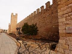 Montblanc , Nov 2019 (25) (calafellvalo) Tags: montblancpontvellconcabarberàcalafellvalotarragona montblanc santjordi princesas concadebarberà tarragona catalonia spain calafellvalo pontvell riadas torrentades francolí river viladucal murallas catalunya príncipes