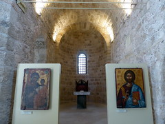 Our Lady of the Castle Church, Rhodes (luckypenguin) Tags: greece aegean dodecanese rhodes rodos unesco worldheritagesite church