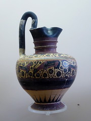 Artefact in the Archeological Museum, Rhodes (luckypenguin) Tags: greece aegean dodecanese rhodes rodos unesco worldheritagesite archeologicalmuseum museum