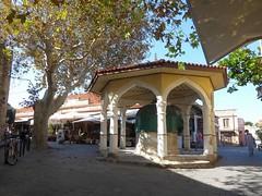 Platonos Sqaure, Rhodes Old Town (luckypenguin) Tags: greece aegean dodecanese rhodes rodos unesco worldheritagesite