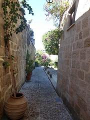 In Camera Art Boutique Hotel, Rhodes (luckypenguin) Tags: greece aegean dodecanese rhodes rodos unesco worldheritagesite