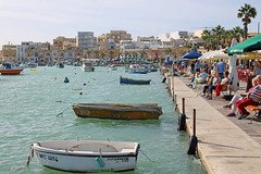 Marsaxlokk (Roy Lowry) Tags: malta marsaxlokk