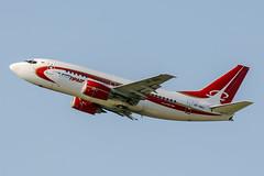 VP-BRU (PlanePixNase) Tags: aircraft airport planespotting haj eddv hannover langenhagen aviaprad boeing 737500 b735 737