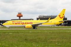 D-AHFU (PlanePixNase) Tags: aircraft airport planespotting haj eddv hannover langenhagen boeing 737800 737 b738 tui tuifly hapaglloyd hapagfly