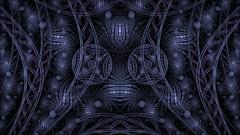 blue flame wonderful (dolcekyoko) Tags: wallpapers wallpaper fractal fractals
