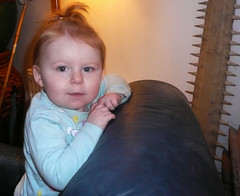 Felicity Poses (Durley Beachbum) Tags: 52in201913 toddler family child poser baby