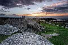 Meneham (Ludovic Lagadec) Tags: finistere meneham sunset bretagne breizh brittany beach bretagnenord bzh coucherdesoleil longexposure ludoviclagadec landscape longueexposition kerlouan rocks rochers house