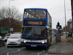 [LOAN] Stagecoach East 18341 - AE55 DKD (Hullian111) Tags: stagecoach east long sutton 18341 dennis trident alexander alx400 ae55dkd ae55 dkd loan