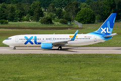 D-AXLD (PlanePixNase) Tags: aircraft airport planespotting haj eddv hannover langenhagen 737800 737 b738 boeing xl tui tuifly