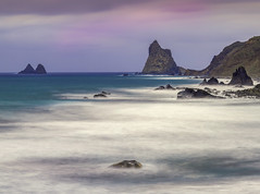 Benijo - Tenerife (Alphonso Mancuso) Tags: alphonsomancuso benijo tenerife islascanarias españa europa longexposure largaexposición filtrodensidadneutra mar cielo rocas canon6dmarkii canon24105f4l