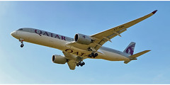 Qatar Airways A7-AMG (Stefan Wirtz) Tags: a7amg zrh lszh qatarairways qatarairbus airbus airbusa350 airbusa350941 a350 a350941 kloten zürich zürichairport zürichflughafen zurich kantonzürich zurichairport airportzürich aeroportzurich schweiz suisse switzerland passagiermaschine passagierjet jet jetplane plane airplane aeroplane flughafen flugzeug widebody langstreckenflugzeug grossraumflugzeug canon tamron runway runway14 arrival landeanflug