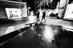 Bassano-19 (1965antonio) Tags: street streetphotography bassano night bw sony sonyalpha sonya7iii